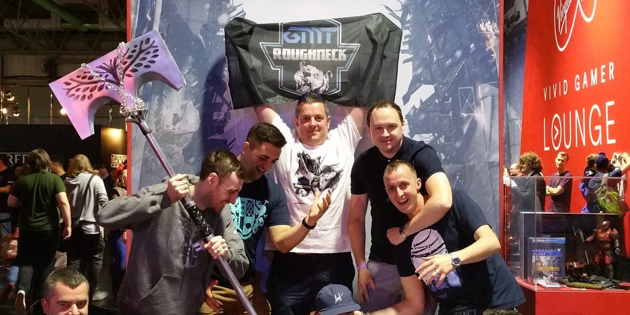GMT Roughneck at EGX 2016