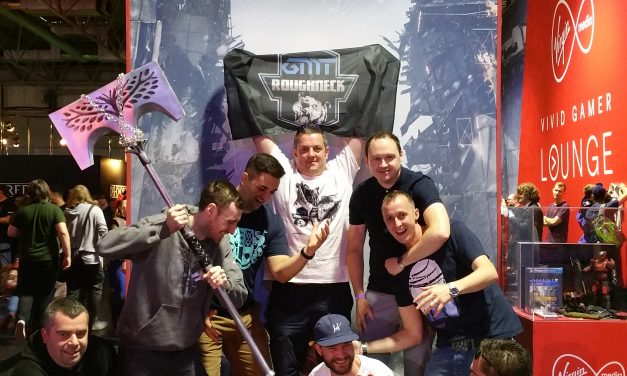 GMT Roughneck at EGX 2016